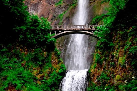 Columbia River Gorge Waterfalls Tour