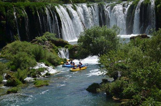 Safari en canoë sur le fleuve Zrmanja