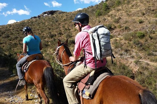 Horseback Riding Tour to the Devil's...