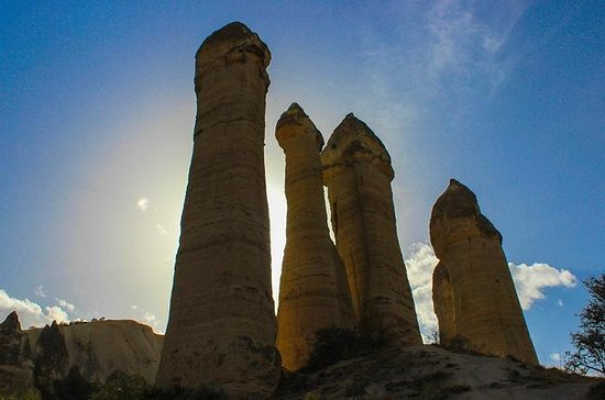 One Day Cappadocia Red Private Tour ...
