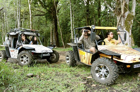 Haunted Valley Waterfall ATV y Tour...