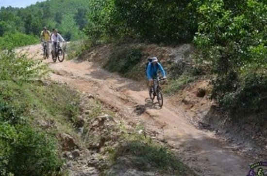 Mountain Bike Riding desde Hoi An