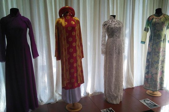 Half-Day Visit Museum of Ao Dai on...
