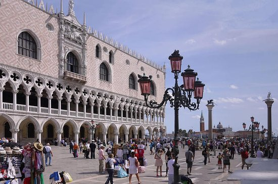 Doge's Palace Guided Visit and Secret...