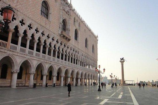 Tour a piedi di Venezia: da Piazza San Marco al Ponte di Rialto
