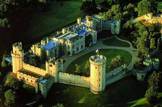 Warwick Castle Full-Day Admission ...