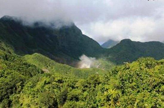 Morne Trois Pitons National Park...