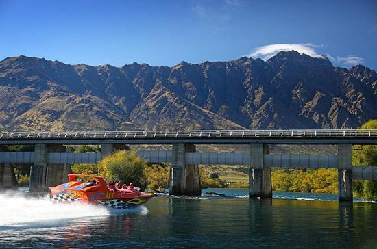 Lake Wakatipu and Kawarau River Jet Boat Ride