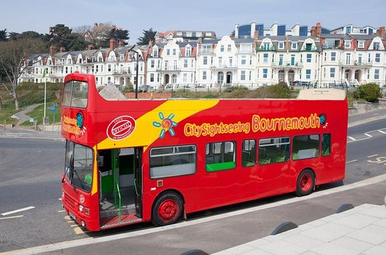 City Sightseeing Bournemouth Hop-On...