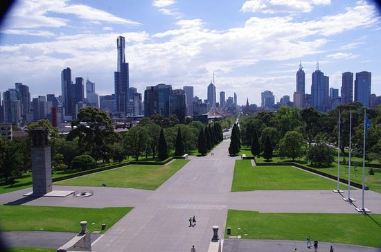 Melbourne City Full-Day Tour...