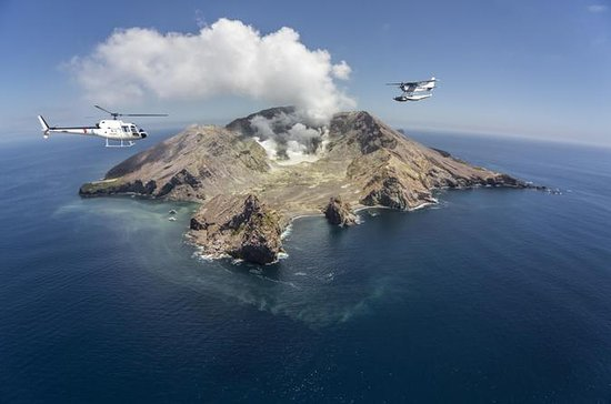 White Island Helicopter Flight and...