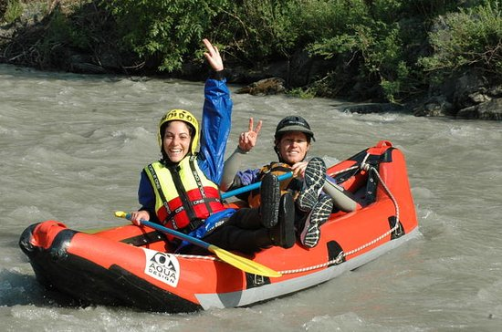 Tandem White-Water Rafting from...