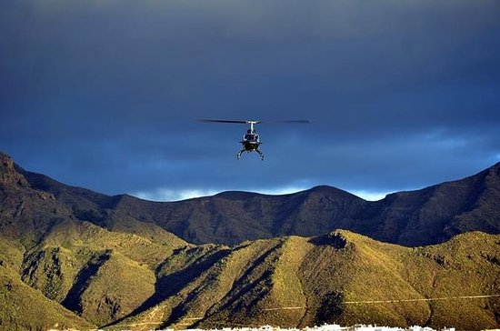 Tenerife Helikoptertur Inkludert Mt...