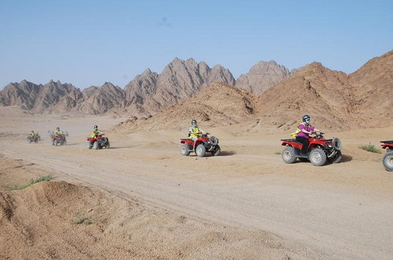 Quad Safari Tour Sharm el Sheikh