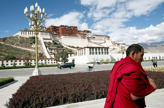 7-tägige private Tibet-Tour: Lhasa ...