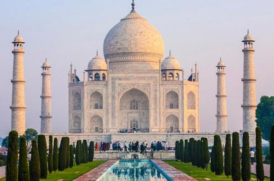 5-Day Golden Triangle Tour from Delhi...