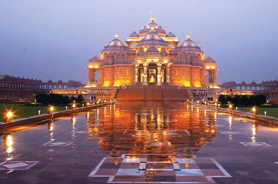Evening Akshardham Temple Tour with...