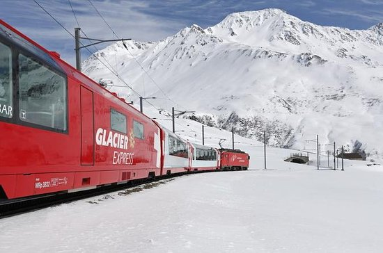 One-Day Glacier Express Tour with