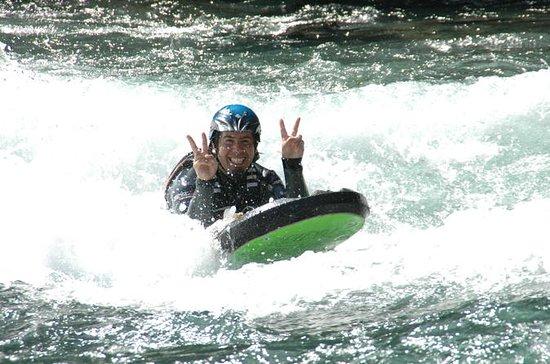 Riverboarding on the River Sjoa