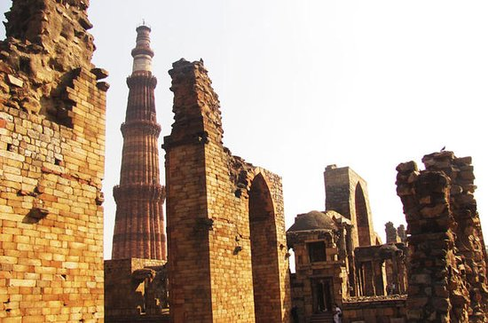 UNESCO Heritage Site: Qutub Minar and...