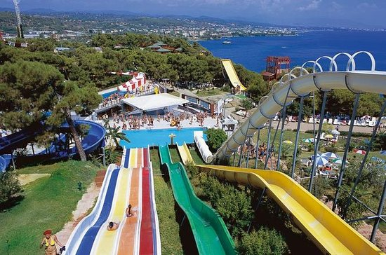 Waterplanet Aquapark with Free ...