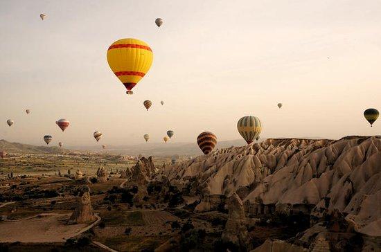 Excursão de 3 dias à Capadócia partindo do Lado: Cappadocia 3-Day Tour from Side