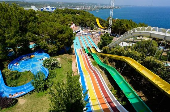 Waterplanet Aquapark da Side