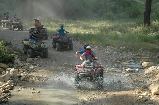 Quad Bike Safari a Manavgat Side