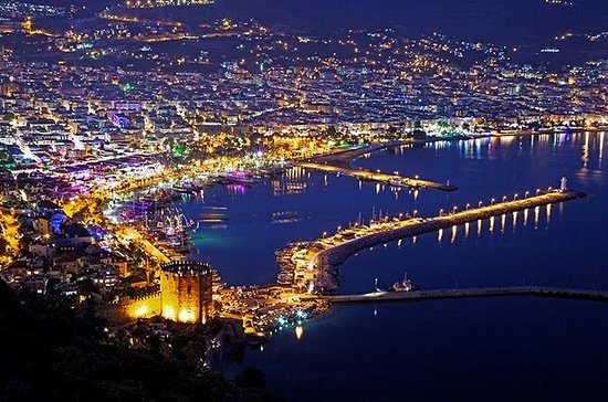Alanya 3 Hour City Tour with Sunset...