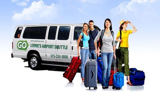San Francisco Departure Transfer: San Francisco Hotels to SFO...