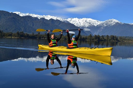 Kayak Adventure from Franz Josef ...