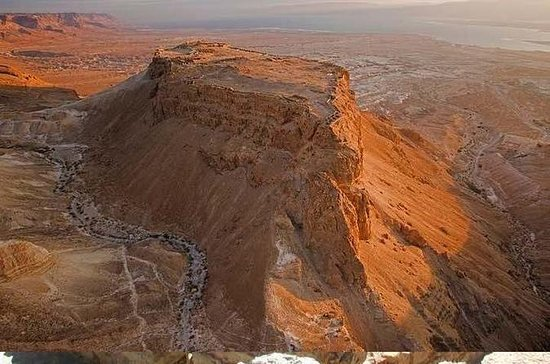 Private Tour: Masada im Morgengrauen ...