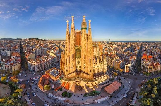 Private Sagrada Familia Facades with...