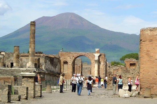 Pompeii Express Tour from Rome by...