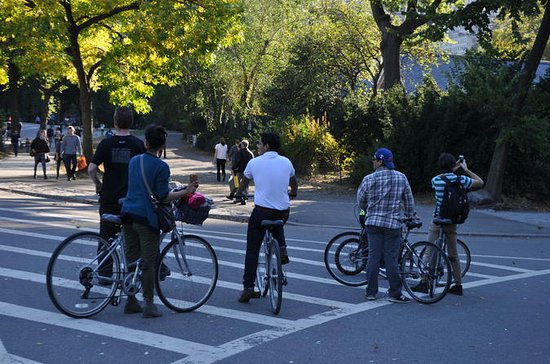 Private Central Park Bike Tour with...