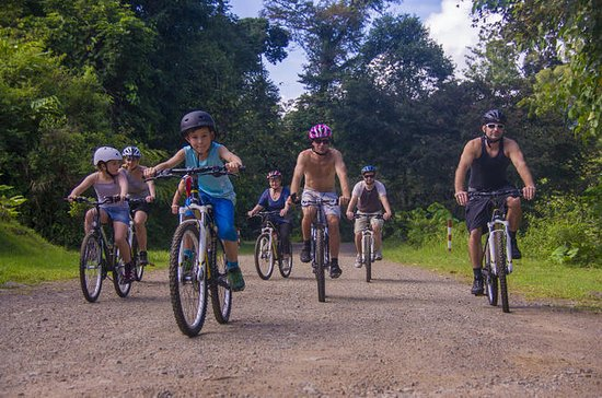 3-Day Discovering Danum Valley Bike...