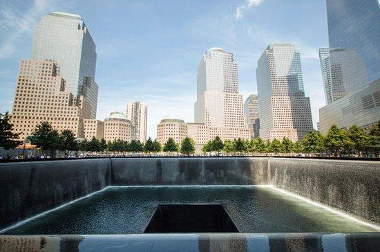 Spasertur til 9/11-minnesmerket og...
