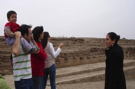 Pachacamac, Historic Downtown, Magic...