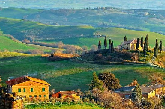 Florence to Tuscan Countryside...