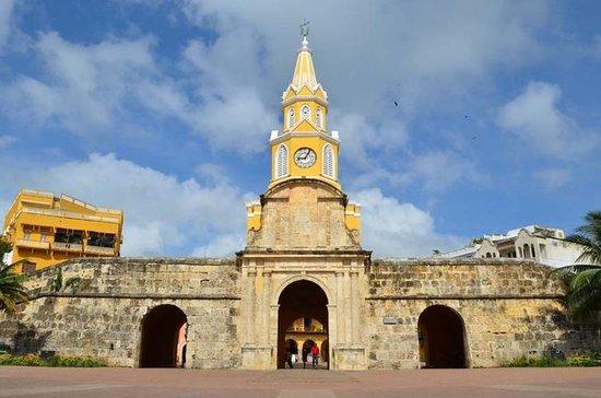Cartagena de Indias Walking Tour with...