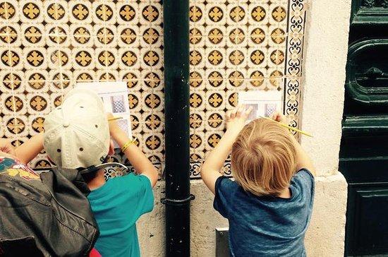 Visite en famille: Véritable Lisbonne