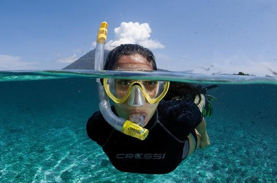 Mega Bite Volcano Snorkeling Tour