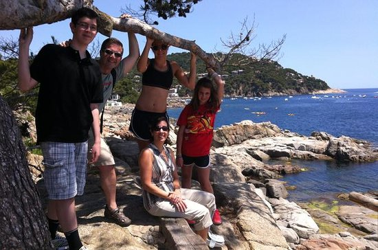 Costa Brava Coast Hike from Barcelona...