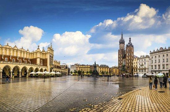 Krakow Small-Group Walking Tour: Old ...