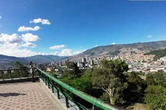 Private Tour: Medellin Stadt