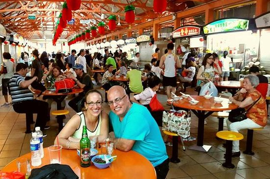 Singapore Hawker Center Food Tour and...