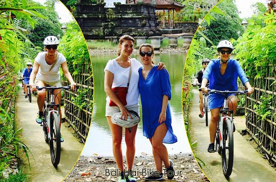 Ultimate Bali Countryside Cykling...