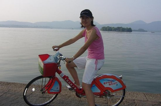 Sykkeltur i Hangzhou: Himmelen på...