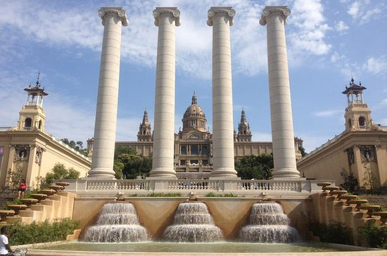 Private Montjuic Mountain Tour with