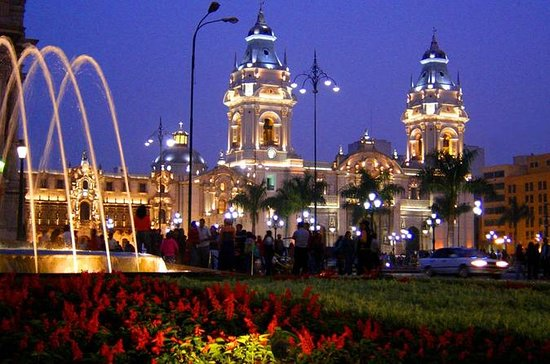 Lima City Private Walking Tour with...